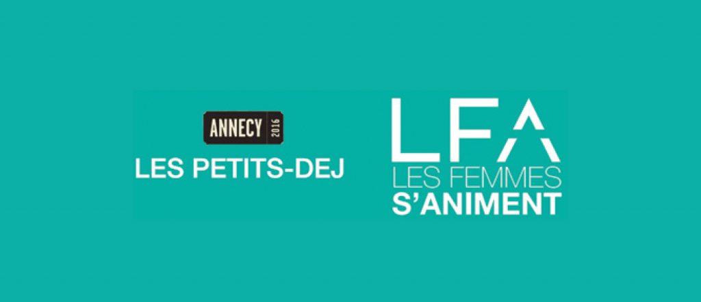 « les p'tits dej des Femmes s'Animent » à Annecy du 14 au 17 juin 2016