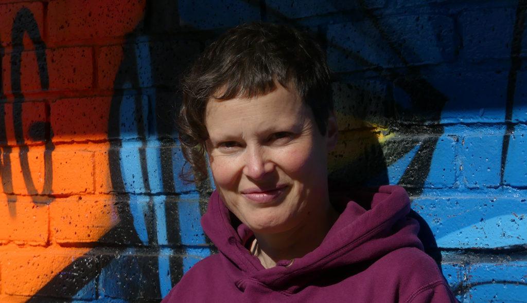 Portrait – Irene Zeilinger par Sonia Gozlan