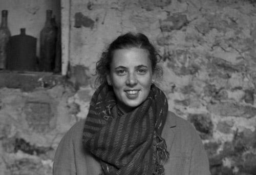 Portrait – Aurélie Raphaël par Suaëna Airault