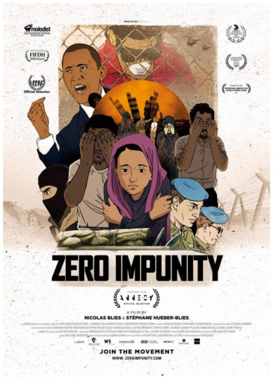 Coup de Coeur LFA pour Zero Impunity