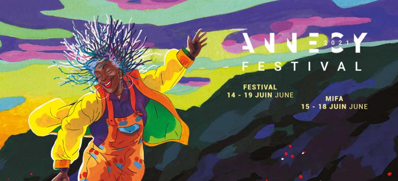 Festival d'Annecy 2021, c'est parti !