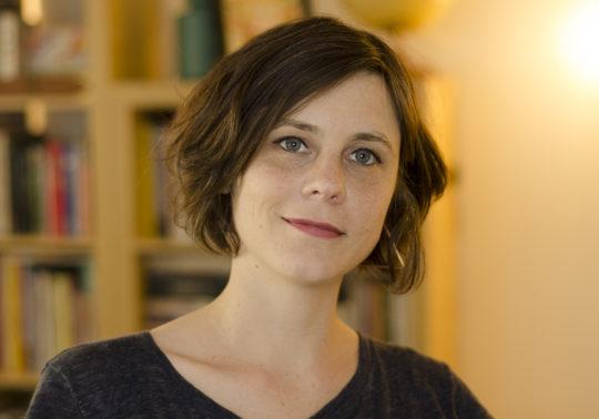 Nouveau portrait – Eléa Gobbé-Mévellec par Suaëna Airault